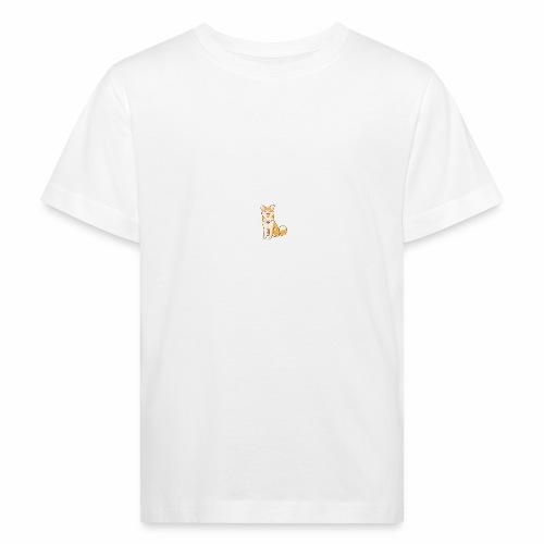 Akita Yuki Logo - Kids' Organic T-Shirt