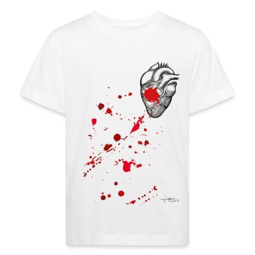 Bloody Heart - T-shirt bio Enfant