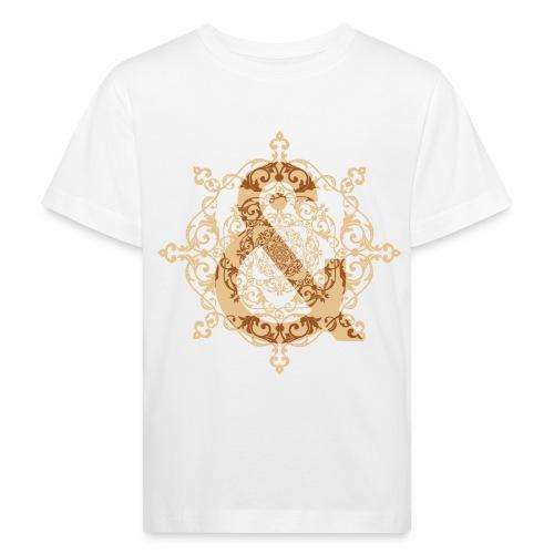 Escudo natural & ... - Camiseta ecológica niño