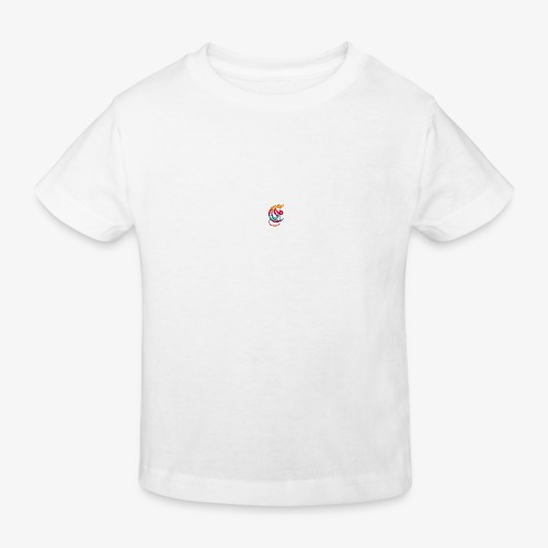 Elemental Retro logo - Kids' Organic T-Shirt
