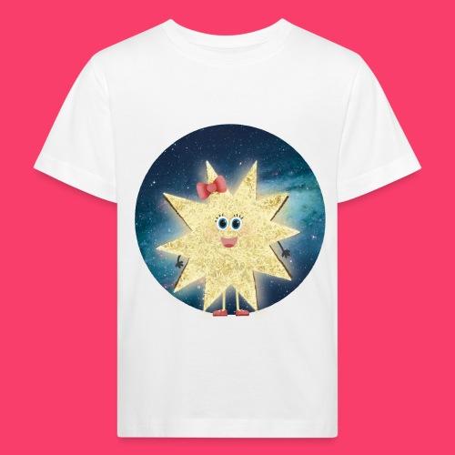 Stella Stern Galaxy - Kinder Bio-T-Shirt