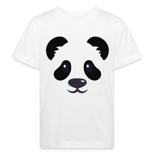 Panda émoticône - T-shirt bio Enfant