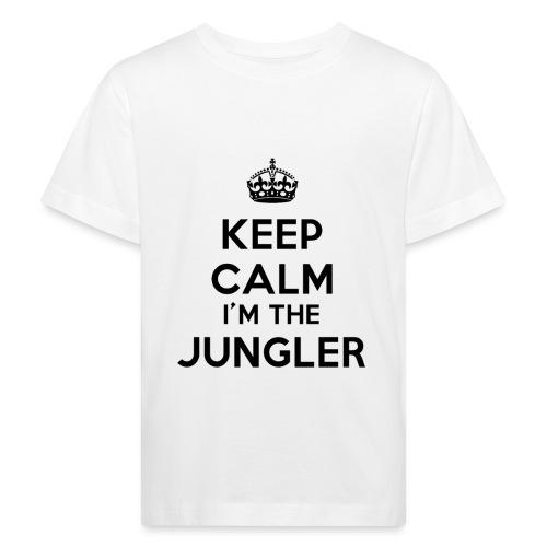 Keep calm I'm the Jungler - T-shirt bio Enfant