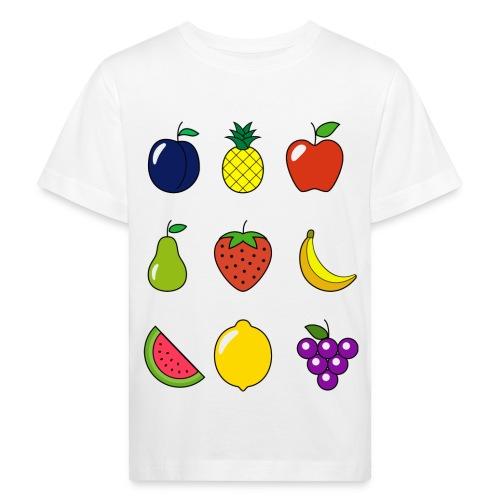 Fruit Collection - Kids' Organic T-Shirt
