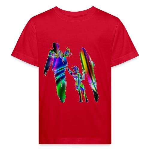 famille nombreuse GIF - T-shirt bio Enfant