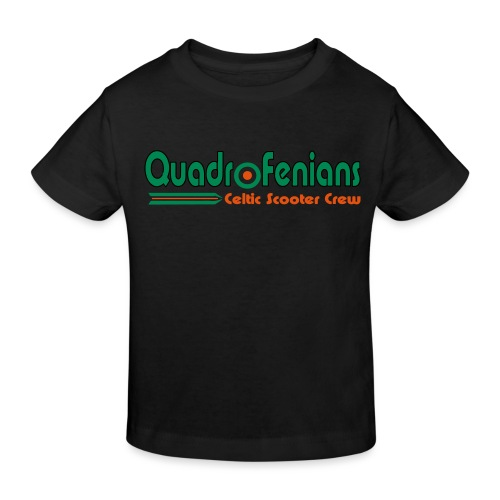 quadrofenians - Kids' Organic T-Shirt