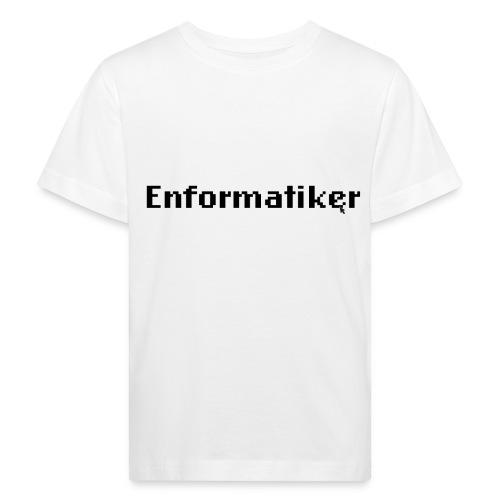 Enformatiker- Cursor - Kinder Bio-T-Shirt