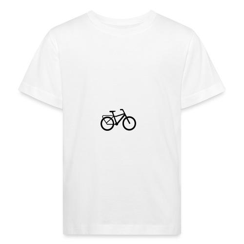 BCL Shirt Back White - Kids' Organic T-Shirt