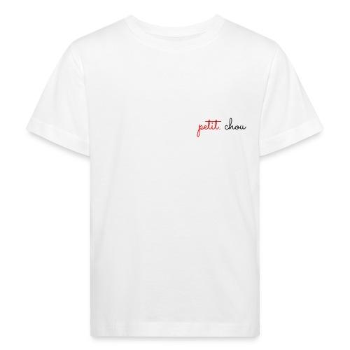 petit chou - T-shirt bio Enfant