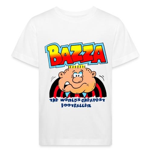 Bazza - Kids' Organic T-Shirt
