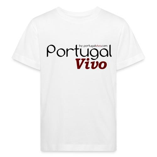 Portugal Vivo - T-shirt bio Enfant