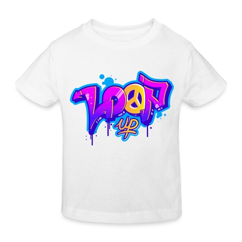 Look for Loop UP - Kinder Bio-T-Shirt