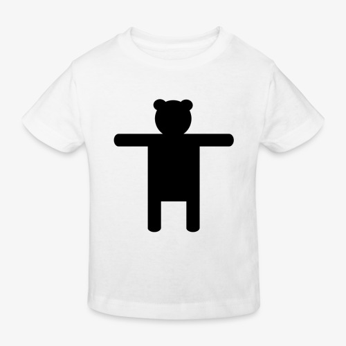 Epic Ippis Entertainment logo desing, black. - Kids' Organic T-Shirt
