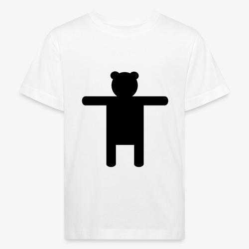 Ippis Entertainment, Black - Lasten luonnonmukainen t-paita