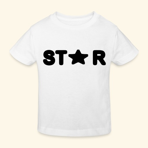 Star of Stars - Kids' Organic T-Shirt