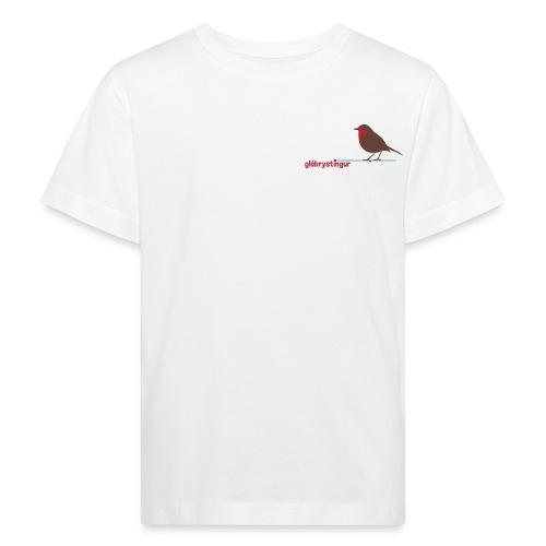rotkehlchen No.2 - Kinder Bio-T-Shirt