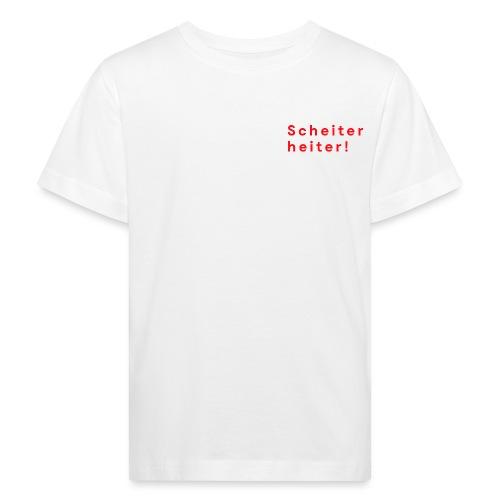 Improtheater Konstanz Print 1 - Kinder Bio-T-Shirt