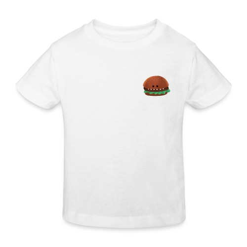 The Burger - Organic børne shirt