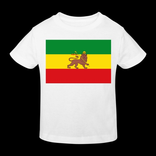 LION FLAG - Kids' Organic T-Shirt