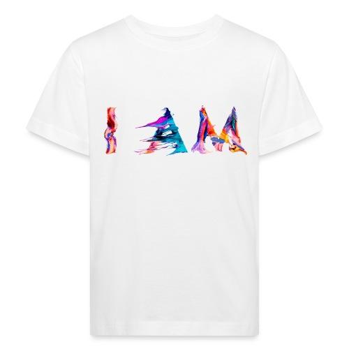 I AM - T-shirt bio Enfant