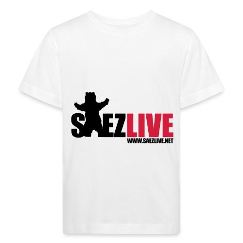 OursLive (version dark) - T-shirt bio Enfant