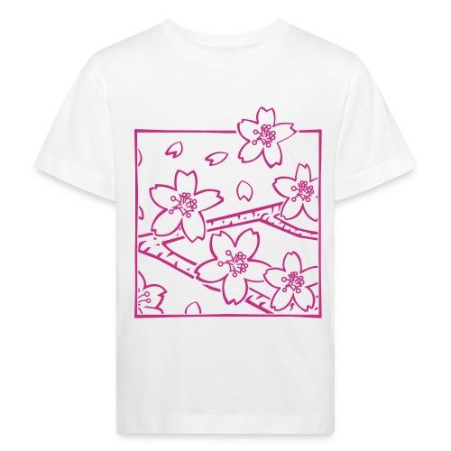 Fleur d'Alishan - T-shirt bio Enfant