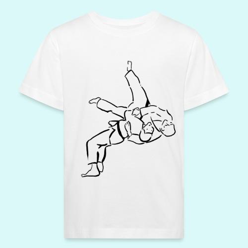 judo - T-shirt bio Enfant