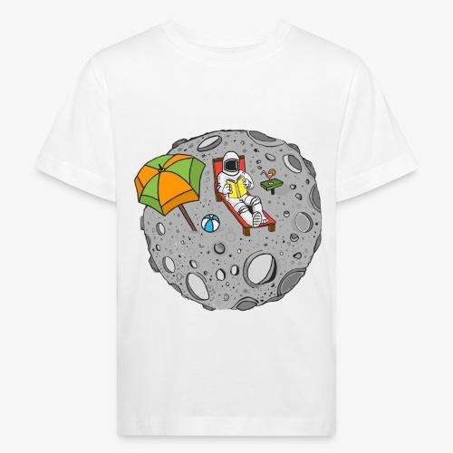 To the Moon - T-shirt bio Enfant