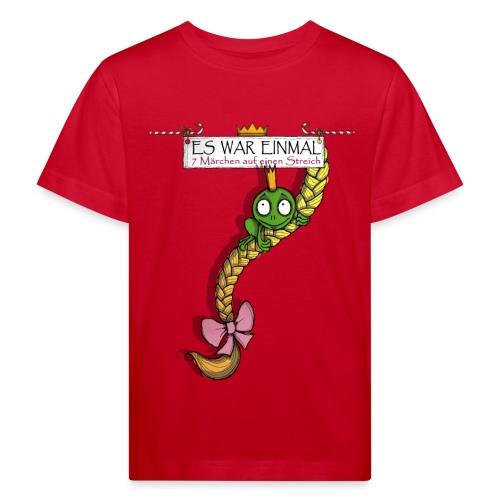 ES WAR EINMAL Froschkönig - Kinder Bio-T-Shirt