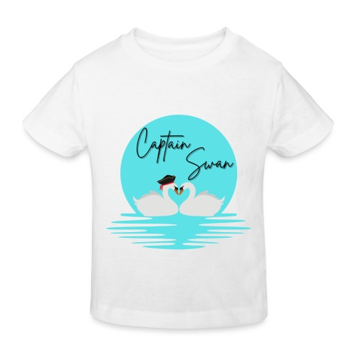 Captain Swan - T-shirt bio Enfant