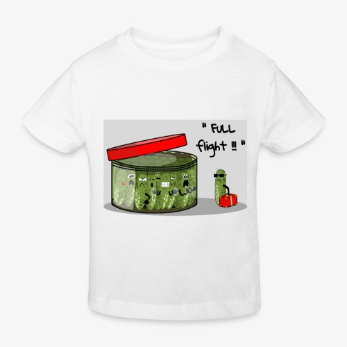 Full flight !!! - T-shirt bio Enfant