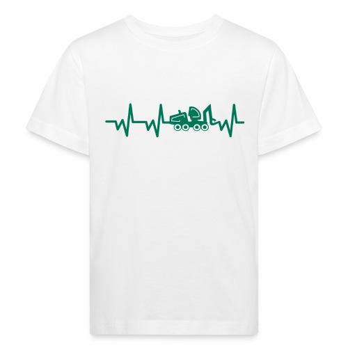 Forst | Herzschlag - Kinder Bio-T-Shirt