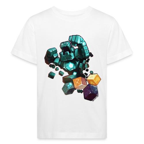 BDcraft Golem - Kids' Organic T-Shirt