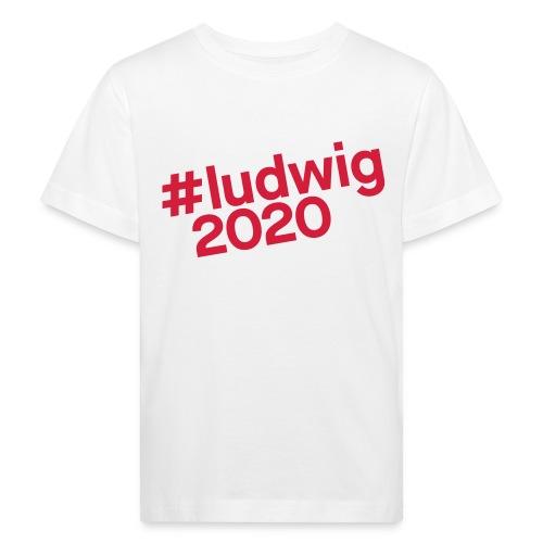 #ludwig2020 - Kinder Bio-T-Shirt