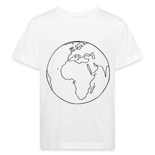 Mutter Erde - Kinder Bio-T-Shirt