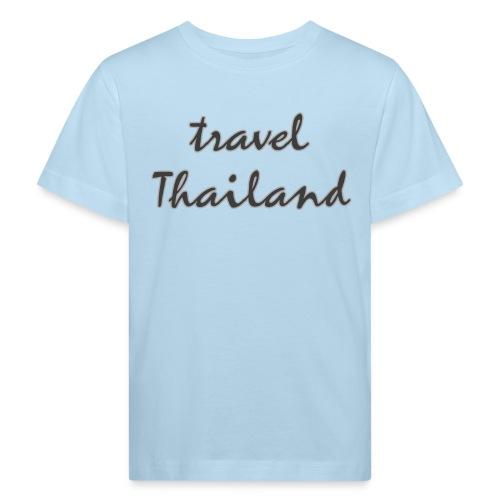 travel Thailand - Kinder Bio-T-Shirt