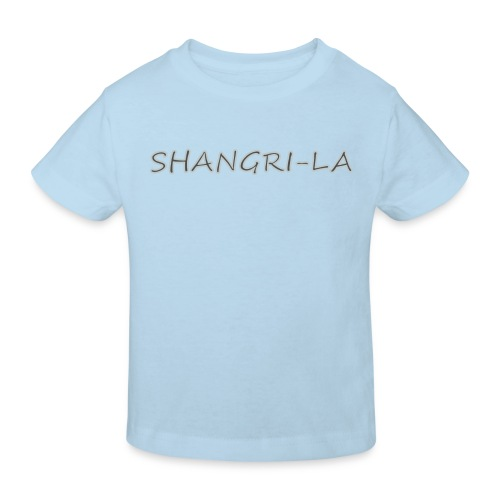 Shangri-La - Kinder Bio-T-Shirt