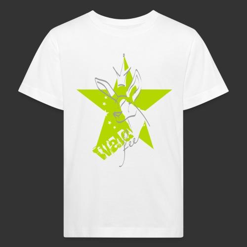 Feen Stern - Kinder Bio-T-Shirt