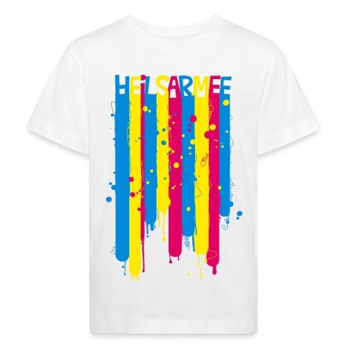 Kids Shirts Letters - Kinder Bio-T-Shirt