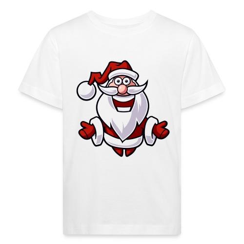 vl067d_santa2010_4c - Kinder Bio-T-Shirt