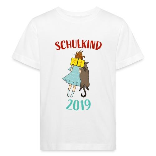 Schulkind 2019 | Einschulung und Schulanfang - Kinder Bio-T-Shirt