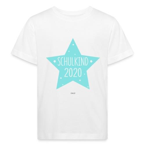 Schulkind Geschenk Einschulung 2020 Jungen T-Shirt - Kinder Bio-T-Shirt