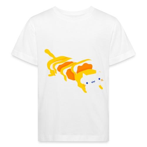 Cat sandwich Gatto sandwich - Maglietta ecologica per bambini