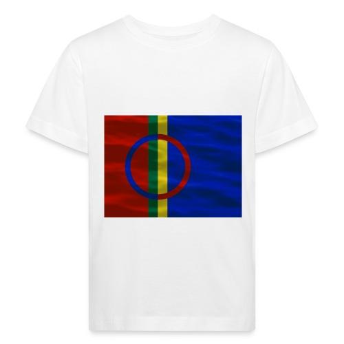 Sapmi flag - Økologisk T-skjorte for barn