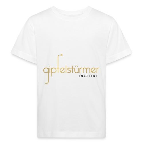 Firmenlogo - Kinder Bio-T-Shirt