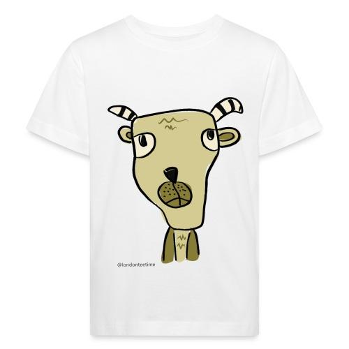 Goat-LTT - Kids' Organic T-Shirt