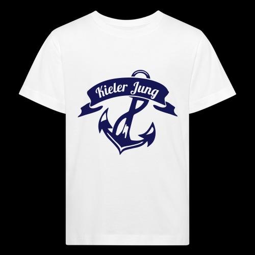 KielerJung - Kinder Bio-T-Shirt