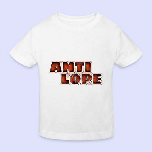 Antilope 0007 - Kinderen Bio-T-shirt