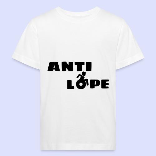 Antilope 004 - Kinderen Bio-T-shirt