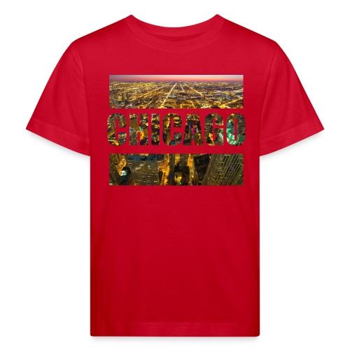 Chicago - Kinder Bio-T-Shirt